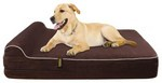 Kopeks 7 Inch Pillow Top Dog Bed