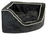 Snoozer Luxury Foam Sided Corner Pet Bed