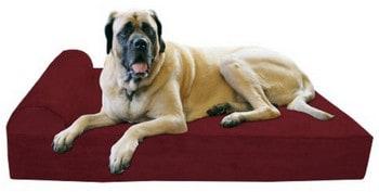 Big Barker Pillow Top Dog Bed