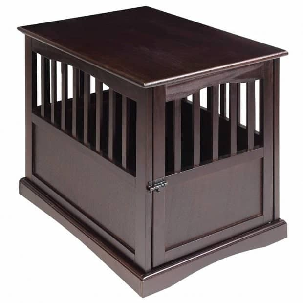 .Casual Home 600-24 Pet Crate End Table