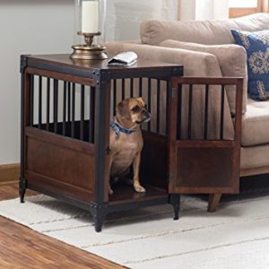 Quick Navigation. Top 5 Best Wooden Dog Crates