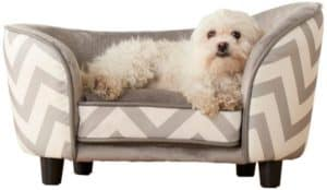 Enchanted Home Pet Snuggle Pet Sofa Bed