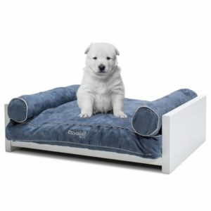 Pet Sofa Bed Bamboo Frame