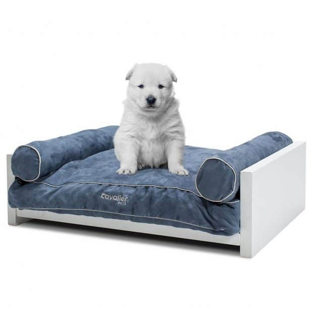 Pet Sofa Bed Bamboo Frame