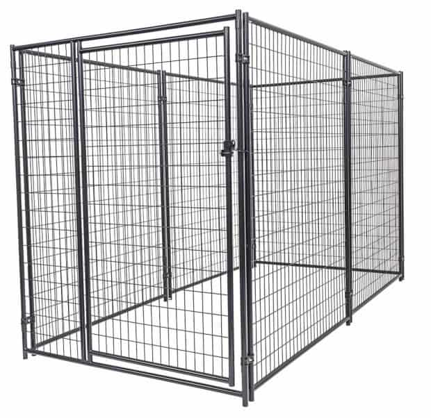 Lucky Dog Modular Welded Wire Kennel Review