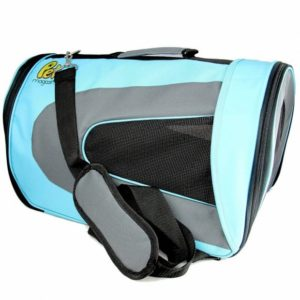 Luxury Soft-Sided Cat Carrier Pet Travel Portable Kennel Review