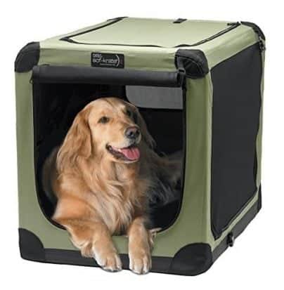 NOZTONOZ Sof-Krate Indoor/Outdoor Pet Home Review
