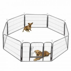 Oxgord Heavy Duty Portable Metal Exercise Dog Playpen Review