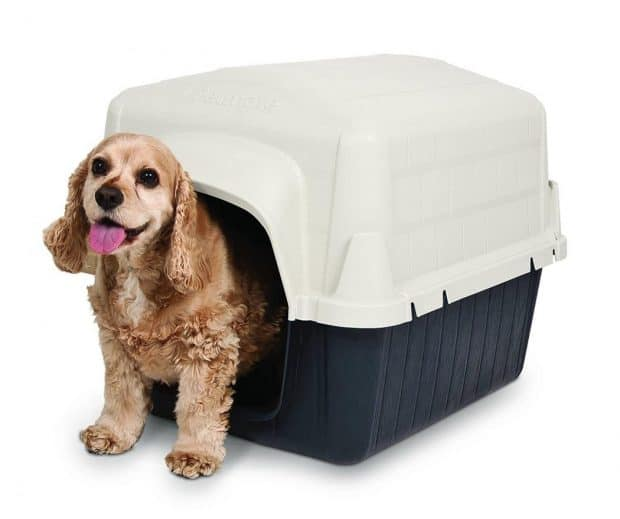 Petmate Barnhome III Best Dog House Review