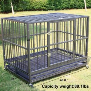 Sliverylake Dog Cage Crate Kennel Review