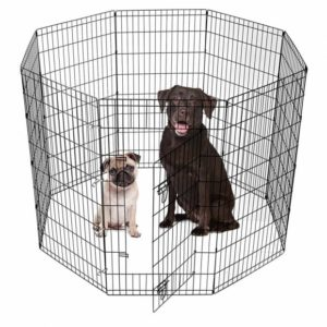 SmithBuilt Dog Playpen Review