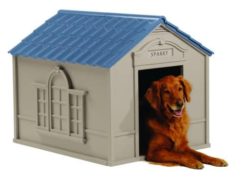 Suncast DH350 Best Dog House Review