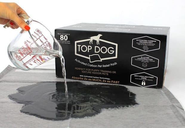Top Dog Deluxe Training Pads Review