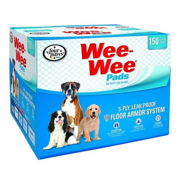 Wee Wee Pads Review
