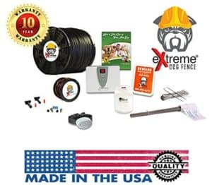 eXtreme Dog Fence In-Ground Electric Dog Fence Review
