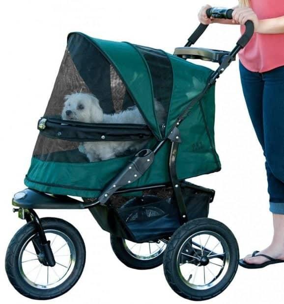 Pet Gear No-Zip Jogger Pet Stroller