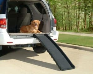 PetSafe Solvit UltraLife Bi-Fold Dog Ramp