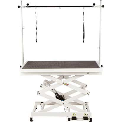 Flying Pig Heavy Duty Super-Low Electric Lift Dog Grooming Table