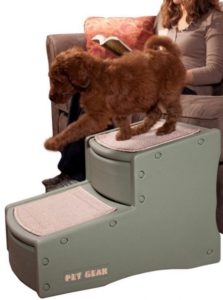 Pet Gear Easy Step II Pet Stairs Review