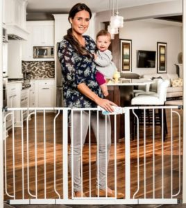 Regalo Extra WideSpan Walk Thru Safety Gate