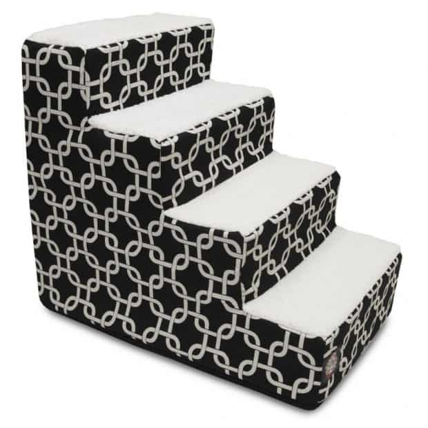 Portable Pet Stairs by Majestic Pet Products