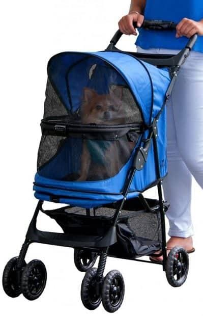 Pet Gear Happy Trails Dog Stroller