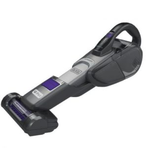 Black+Decker dustbuster SMARTECH