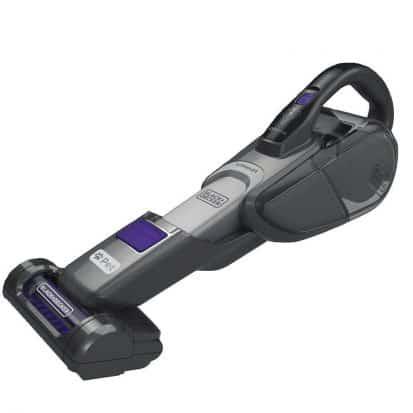 Black+Decker dustbuster SMARTECH