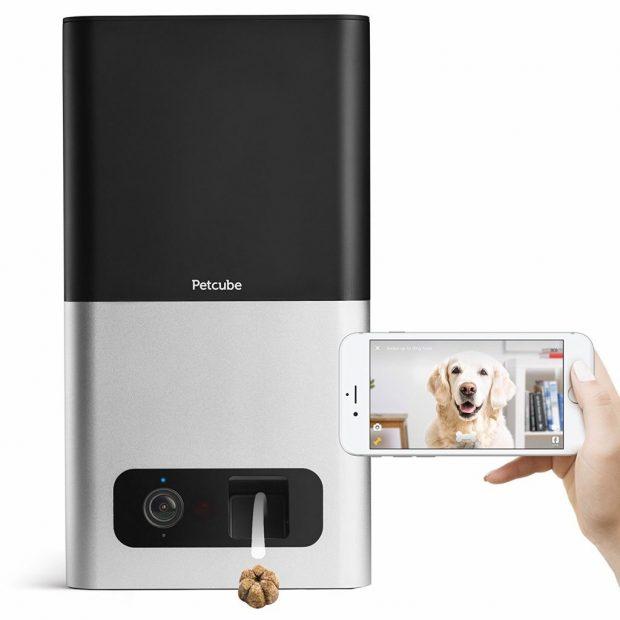Petcube Bites Pet Camera & Treat Dispenser