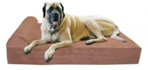 Big Barker 7 Orthopedic Dog Bed with Pillow-Top