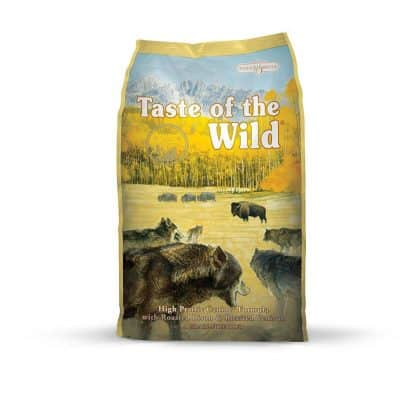 Taste of the Wild Grain-Free High Prairie Natural Dry Dog Food Review