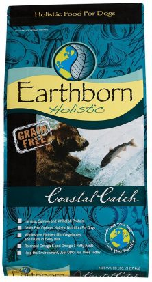 Earthborn Holistic Coastal Catch Grain-Free Dry Dog Food Review