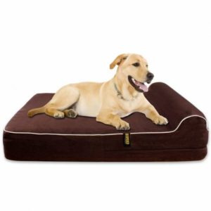 KOPEKS - Orthopedic Memory Foam Dog Bed With Pillow Review