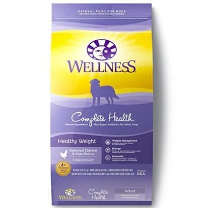 Wellness Complete Healthy Weight Dry Dog Food Review
