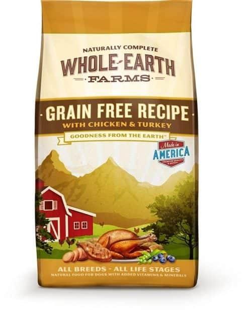 Whole Earth Farms Grain-Free Recipe
