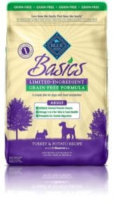 Blue Buffalo Basics Limited-Ingredient Dry Dog Food Review