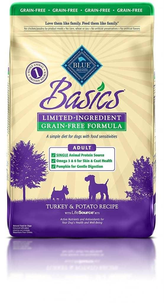 Blue Buffalo Basics Limited-Ingredient Dry Dog Food