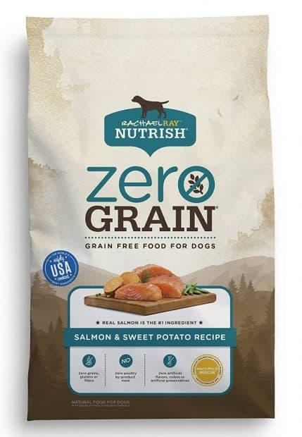 Rachael Ray Nutrish Zero Grain Natural