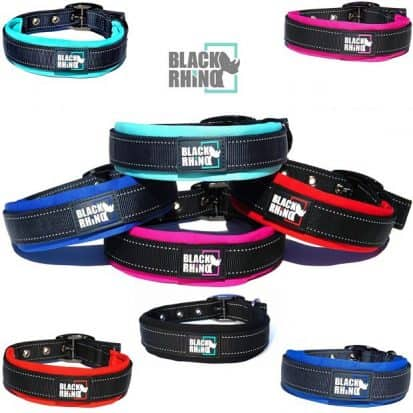 Black Rhino Comfort Collar