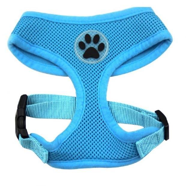 BINGPET BB5001 Soft Mesh Dog Harness Pet Walking Vest Puppy Padded Harnesses