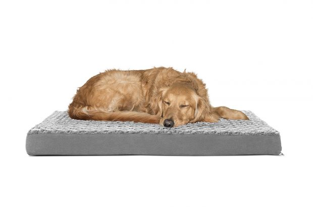 FurHaven Deluxe Orthopedic Pet Bed Mattress for Greyhounds