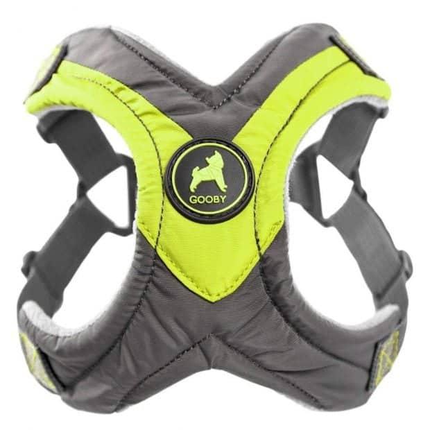 Gooby Trekking Memory Foam Harness & Comfort for Dogs