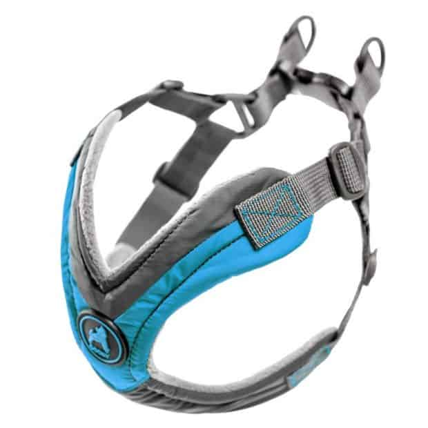 Gooby Trekking Memory Foam Harness for Golden Retrievers