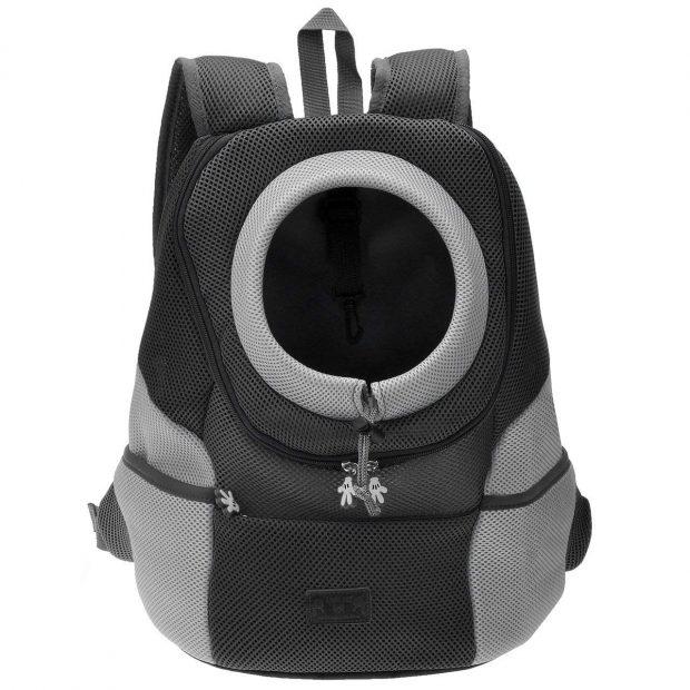 Mogoko Pet Dog Portable Airline Travel Approved Carrier Backpack