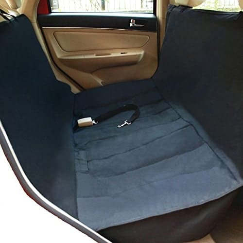 NAC&ZAC New Version Deluxe Waterproof Pet Seat Cover
