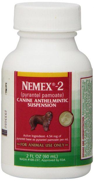 Nemex Best Dog DeWormer