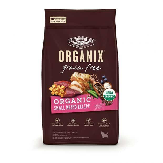 Organix Castor & Pollux Dry Dog Food