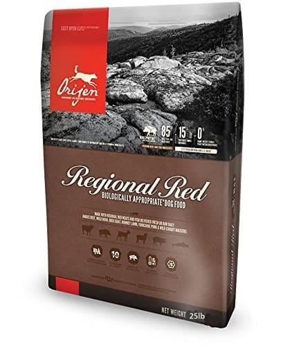 Orijen Regional Red Dog Food for Goldendoodles