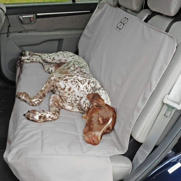 Petego Car Seat Protector, Rear