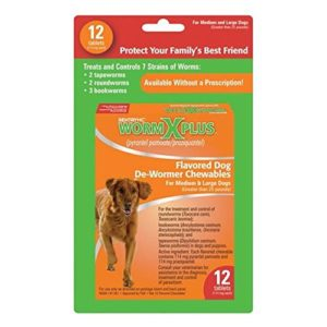 SENTRY HC 7 Way Best Dog DeWormer